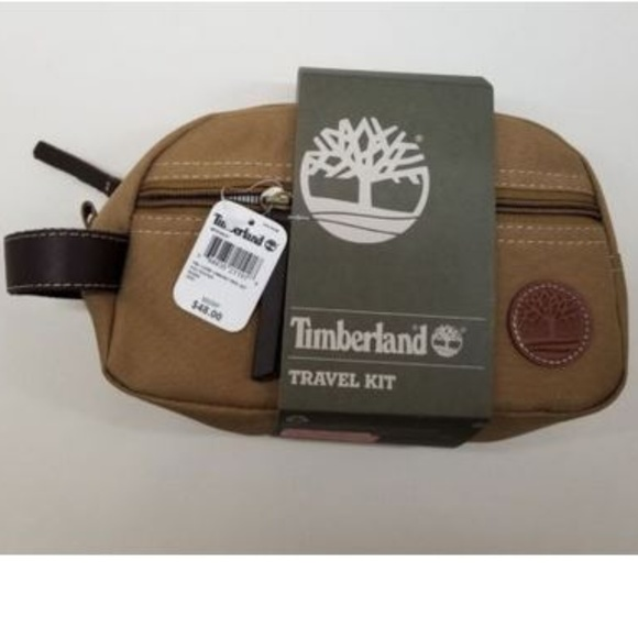 66d88d487f Toiletry Bag Canvas Travel Shaving Kit